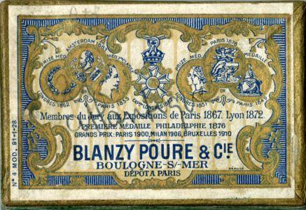 Box BLANZY POURE 019