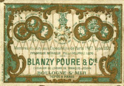 Box BLANZY POURE 021