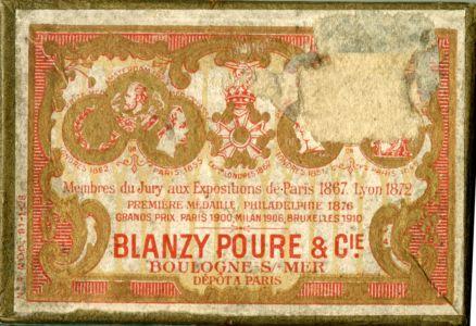 Box BLANZY POURE 022