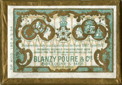 Box BLANZY POURE 026