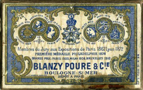 Box BLANZY POURE 027