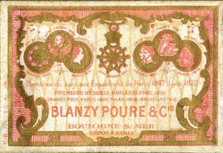 Box BLANZY POURE 034 02
