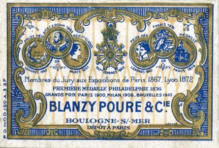 Box BLANZY POURE 035 02