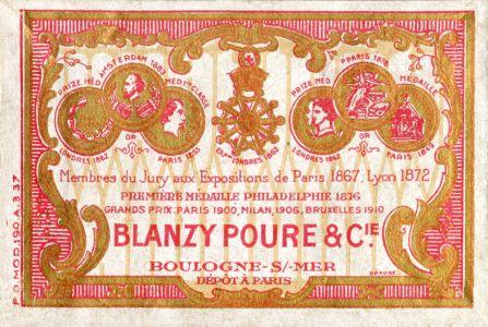 Box BLANZY POURE 036 02