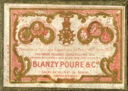Box BLANZY POURE 037