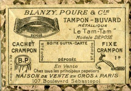 Box BLANZY POURE 037 1