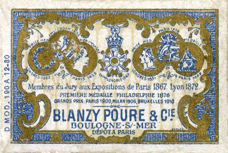 Box BLANZY POURE 039