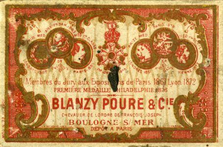 Box BLANZY POURE 040