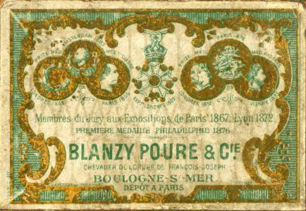 Box BLANZY POURE 041