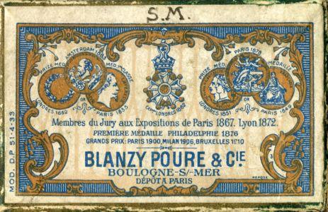Box BLANZY POURE 042