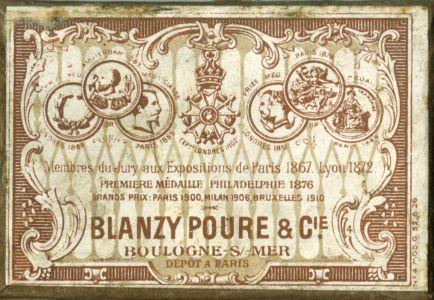 Box BLANZY POURE 043