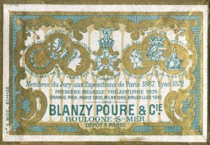 Box BLANZY POURE 044
