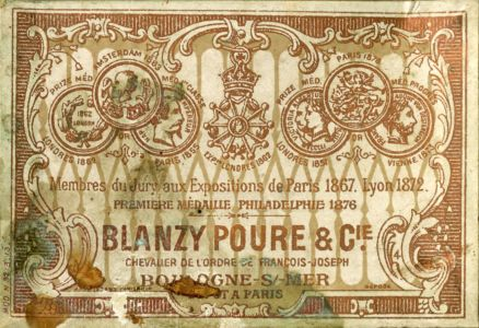 Box BLANZY POURE 045