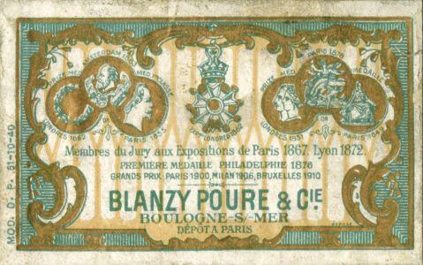 Box BLANZY POURE 047