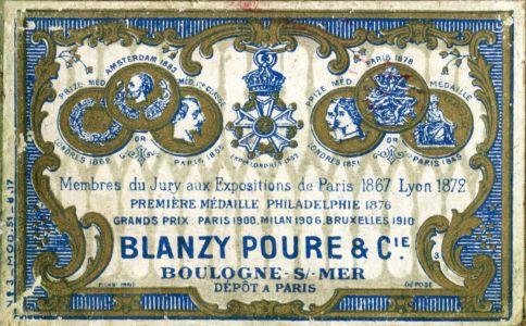 Box BLANZY POURE 049