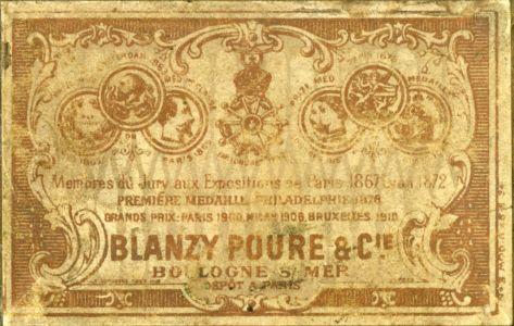 Box BLANZY POURE 050