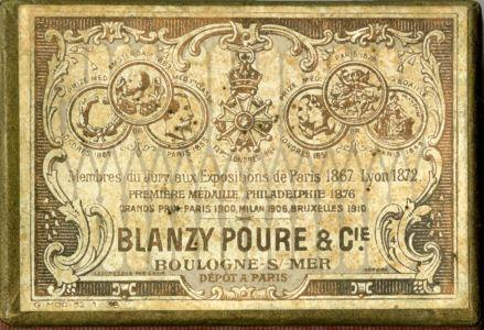 Box BLANZY POURE 054