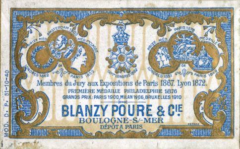 Box BLANZY POURE 056