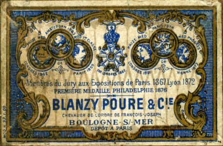 Box BLANZY POURE 057