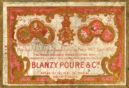 Box BLANZY POURE 062
