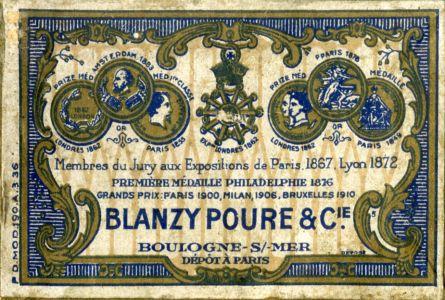 Box BLANZY POURE 065