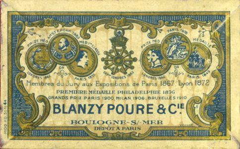 Box BLANZY POURE 069