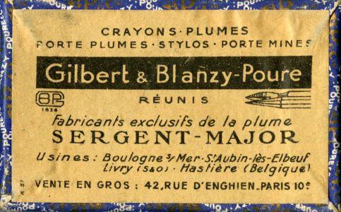 Box BLANZY POURE 069 3