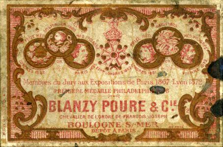 Box BLANZY POURE 071