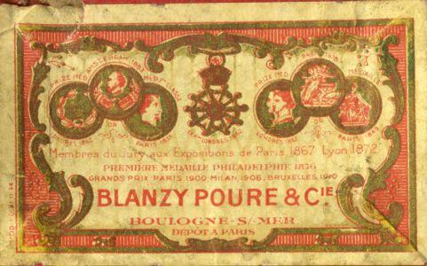 Box BLANZY POURE 073