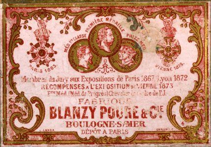 Box BLANZY POURE 074