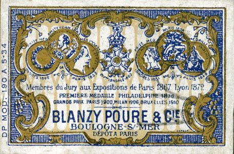 Box BLANZY POURE 076