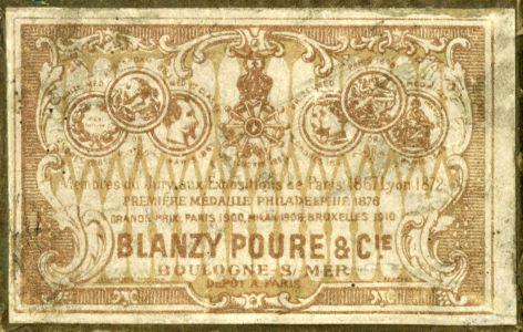 Box BLANZY POURE 077