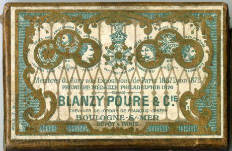 Box BLANZY POURE 083