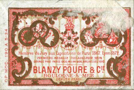 Box BLANZY POURE 084