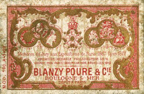 Box BLANZY POURE 085