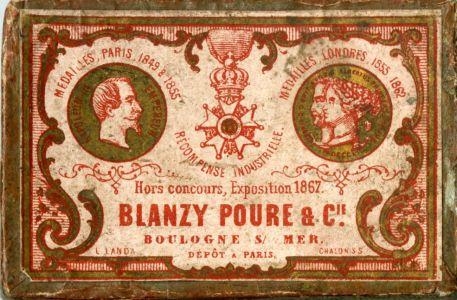 Box BLANZY POURE 088
