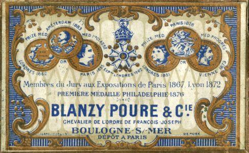 Box BLANZY POURE 090