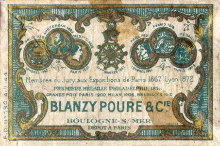 Box BLANZY POURE 091