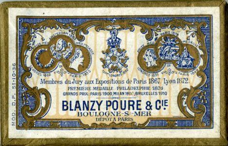 Box BLANZY POURE 092