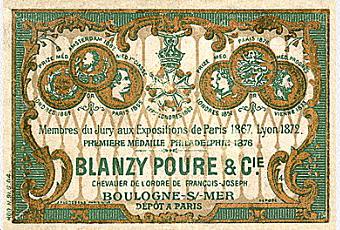 BLANZY-POURE Box