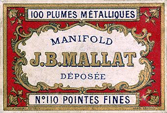 J. B. MALLAT